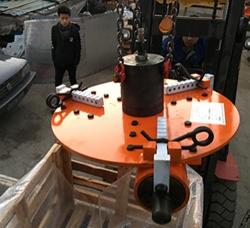 气动筑炉机