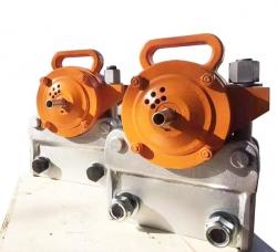 气动筑炉机生产